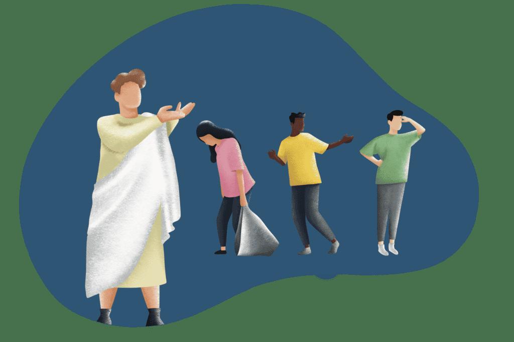 Moprhée guide 3 personnes fatiguées pour qu'elles trouvent un sommeil de qualité