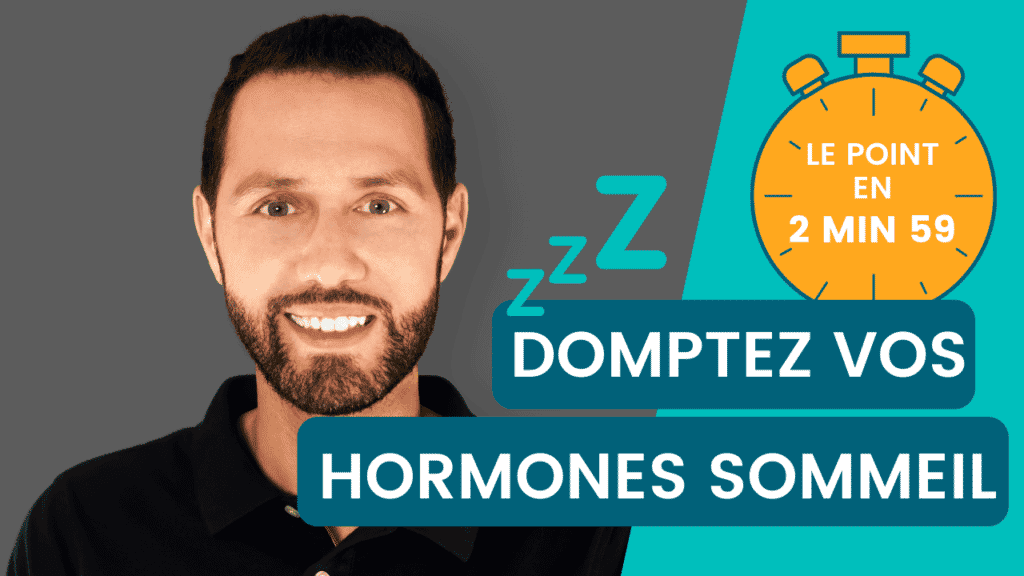 Miniature hormones du sommeil : domptez-les