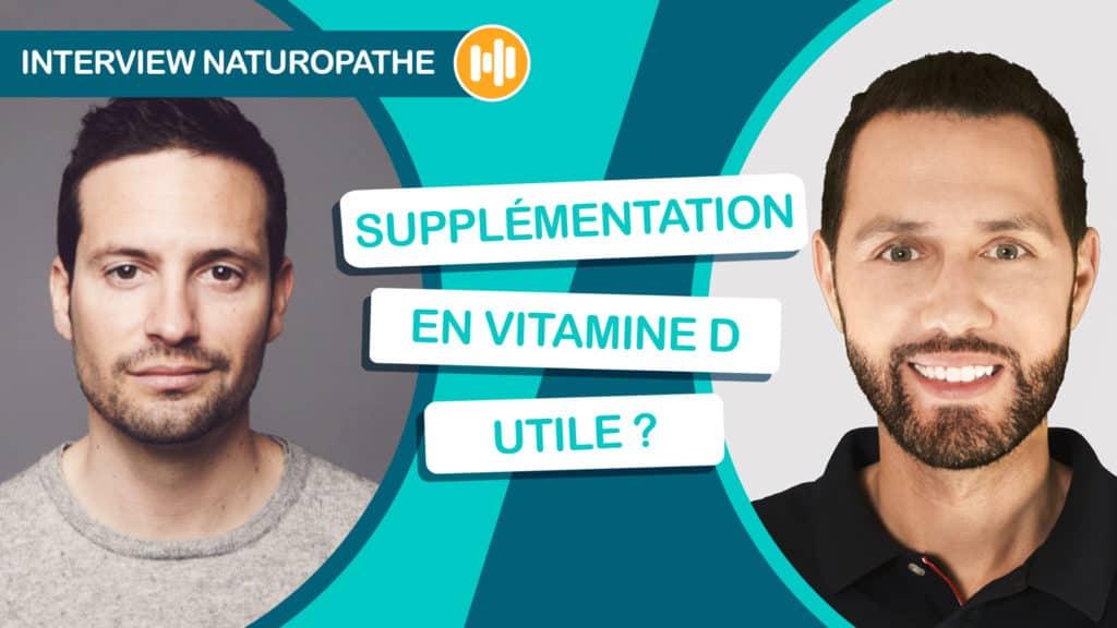 Mathieu Bouarfa interview Nicolas Rodrigues naturopathe sur la supplémentation en vitamine D